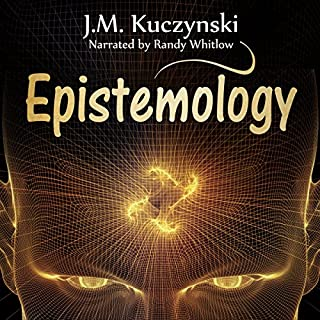 Epistemology audiobook cover art