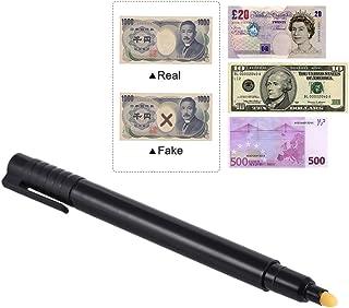 قلم كاشف المال المزوّر من ديكال، إختبار الأوراق النقدية، علامة لفحص النقدية، دولار أمريكي، يورو باوند ين وون،