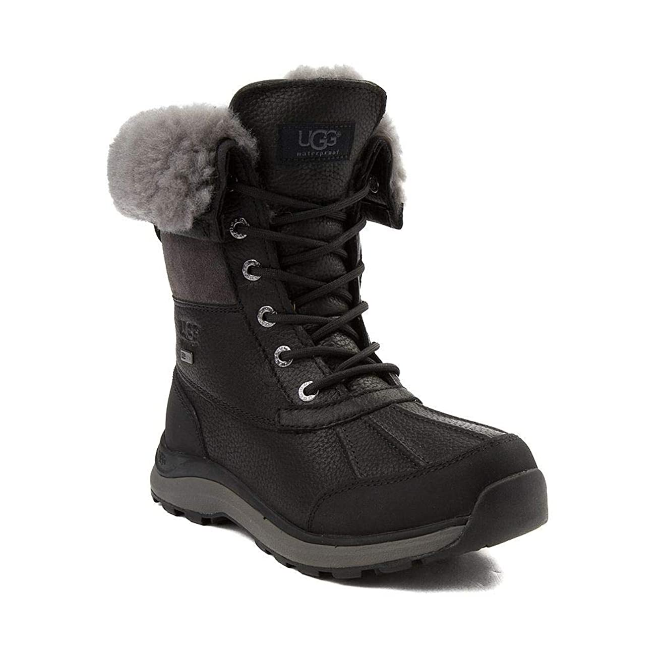 境界私たち自身承認[UGG(アグ)] 靴?シューズ レディースブーツ Womens UGG Adirondack III Boot [並行輸入品]