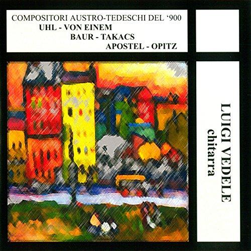Drei Studien für Gitarre, Op. 34: No. 1, Adagio