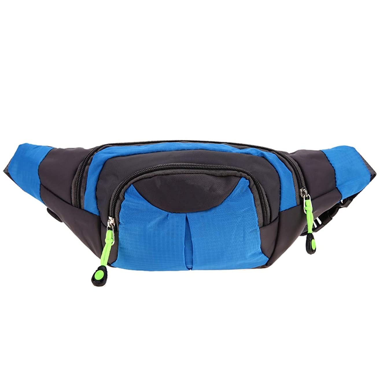 1 Set Jogging Running Water Bag Utility Money Storage Waterproof Pockets Portable Belts Fits Small Bottle Key Keychain Phone Plus Travel Foremost Popular Trainer Crossbody Shoulder Arm Bum Sports Bags