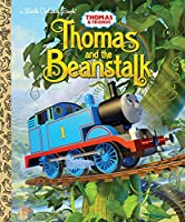 Thomas and the Beanstalk (Thomas & Friends) (Little Golden Book)