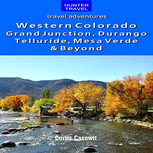 Western Colorado audiobook cover art