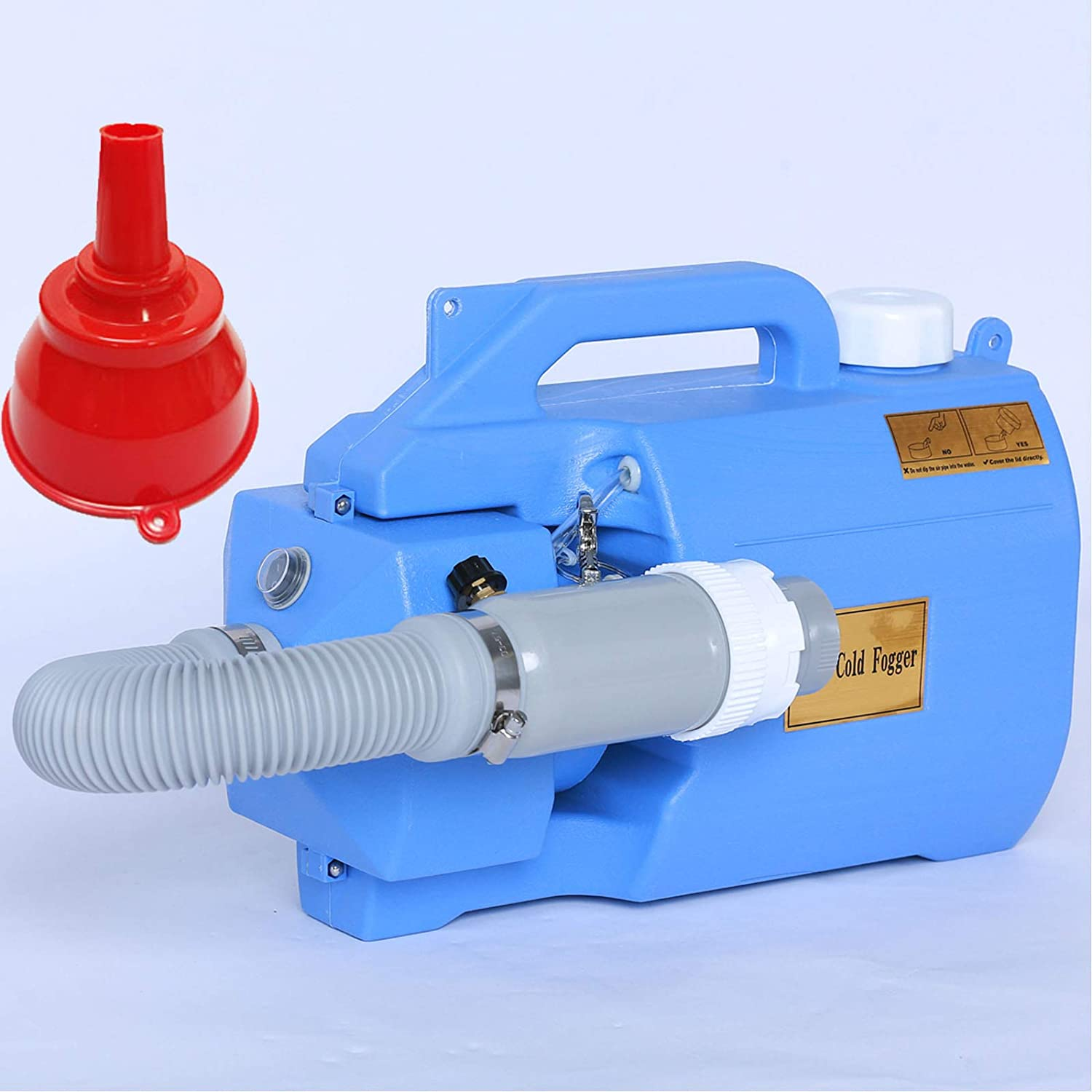 Ranking TOP20 INMAKER Disinfectant Fogger Machine 2 Sprayer Pcs 1.3 Quantity limited Electric