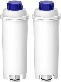 Waterdrop DLSC002 TÜV SÜD Certifiée Cartouche Filtrante, Compatible avec DeLonghi DLSC002 9310926 SER3017 5513292811 80043...