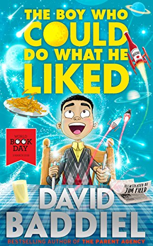 The Boy Who Could Do What He Liked eBook: Baddiel, David: Amazon ...