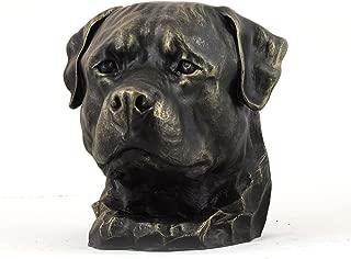 Rottweiler, Memorial, urn for Dog's Ashes, ArtDog