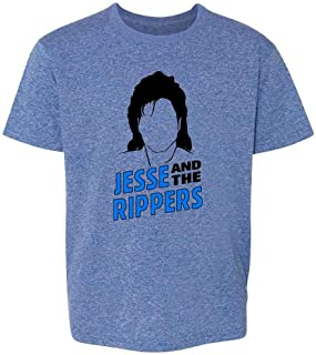 Jesse and The Rippers Band Youth Kids Girl Boy T-Shirt