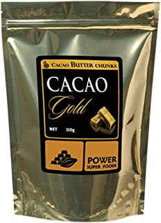 Power Superfoods Organic Gold Ecuadorian Cacao Powder 225 g
