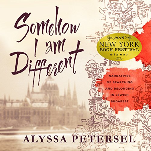 Somehow I Am Different audiobook cover art
