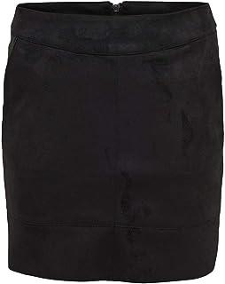 Only Women's ONLJULIE FAUXSUEDE OTW Skirt
