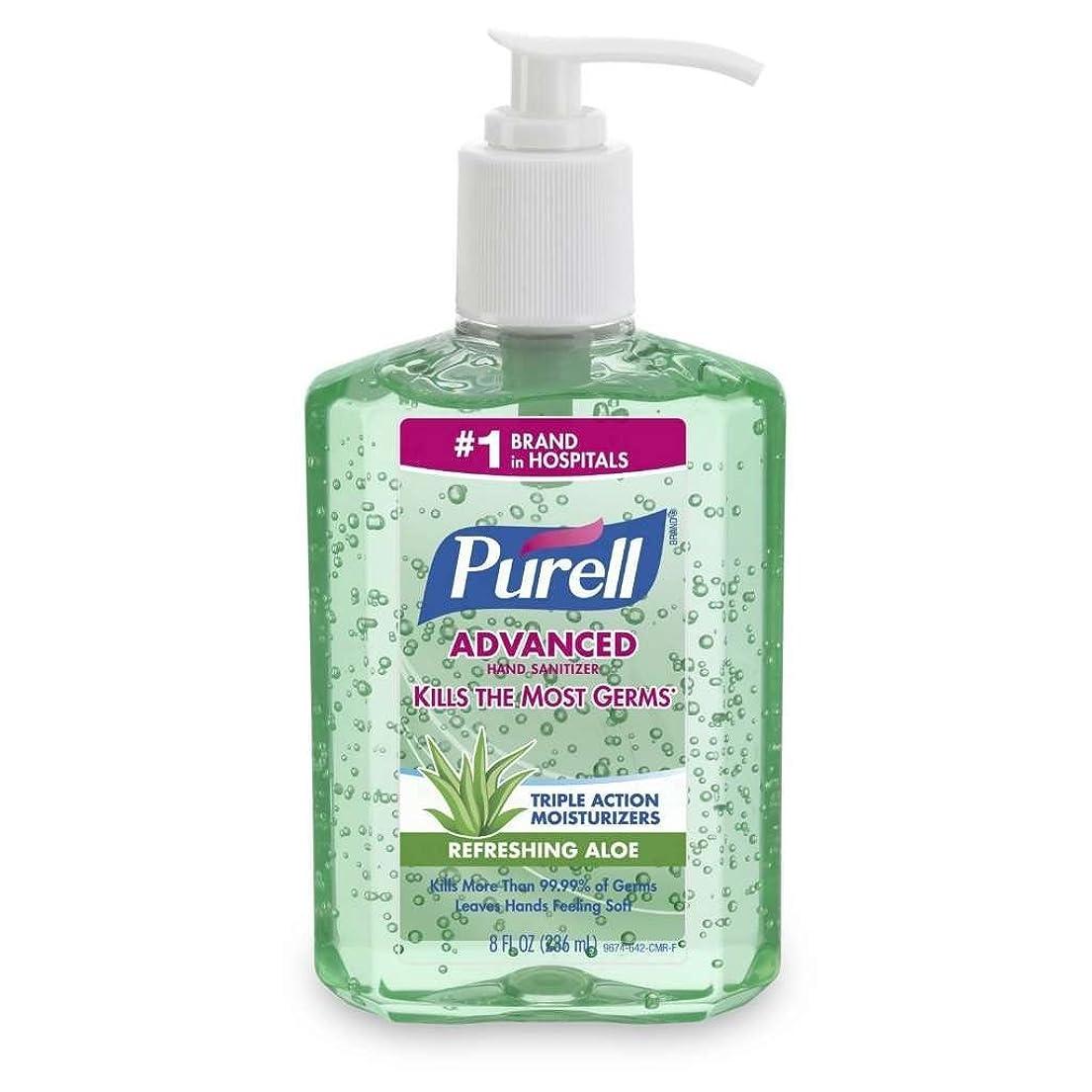 ありふれた凝縮する報奨金Purell 手の消毒ボトル(5バリューパック)