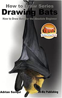 Drawing Bats - How to Draw Bats for the Absolute Beginner