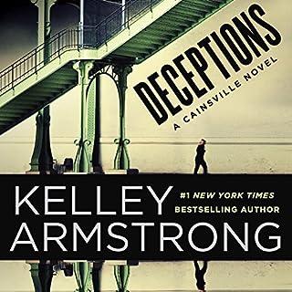 Deceptions audiobook cover art