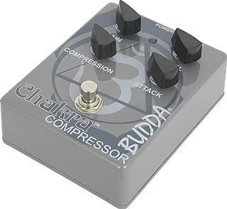Budda Chakra Compressor Electric Guitar Effects Pedal