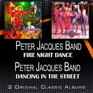 Fire Night Dance - Dancing in the Street