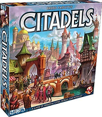 Citadels 2016 Edition, English