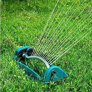 مرشات مرشات متأرجحة للري في العشب قابلة للتعديل من Boyuanweiye ملحقات الري الحديقة