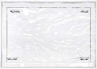 Kartell カルテル トレイ DUNE デューン S W46/D32/H2.5cm クリスタル SFAC-K1200-B4 マリオ・ベリーニ【国内総代理店正規品】