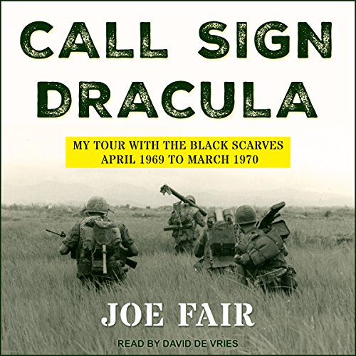 Call Sign Dracula audiobook cover art