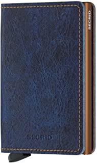 Secrid Slimwallet - Indigo 5 Leather