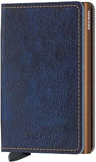 Secrid Slimwallet - Indigo 5 Leather