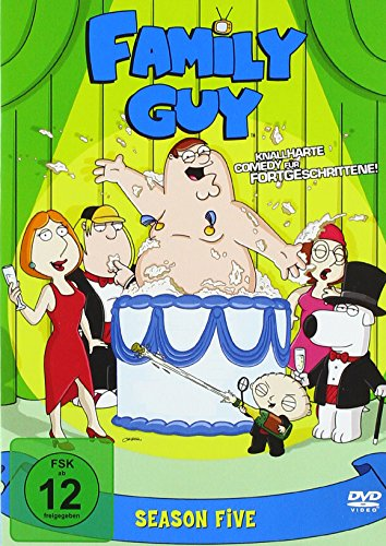 Family Guy - Season Five [3 DVDs]