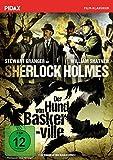 Sherlock Holmes: Der Hund von Baskerville (The Hound of the Baskervilles) / Spannende Sherlock-Holmes-Verfilmung mit Stewart Granger und William Shatner (Pidax Film-Klassiker) [Alemania] [DVD]