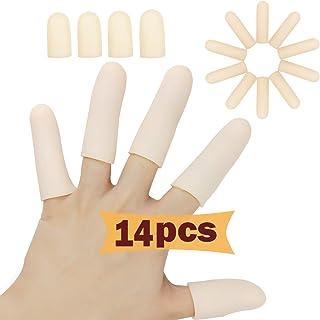 Protectores de dedos de gel (14 piezas), Nuevo Material, Man