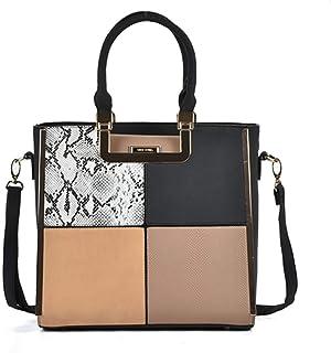 Luxury Handbags Women Bags Designer Stitching Squares Hard Bags Ladies Shoulder bag Fashion Female Crossbody Bags