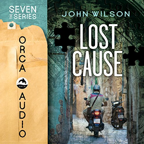 Lost Cause audiobook cover art