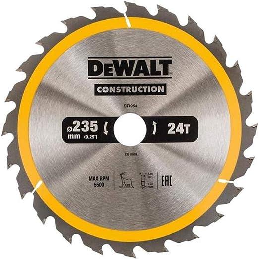 Hoja para construcci/ón 305x30mm 24D DT1958-QZ