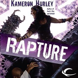 Rapture audiobook cover art