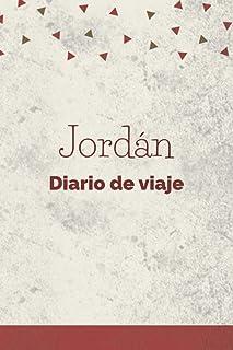 Jordán Diario de viaje: El regalo perfecto para los trotamundos para el viaje Jordán | Listas de control | Diario de vacac...