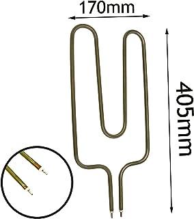 Spares2go elemento calefactor para Dimplex Noche Calentadores De Almacenamiento (850W, Corto Pin)