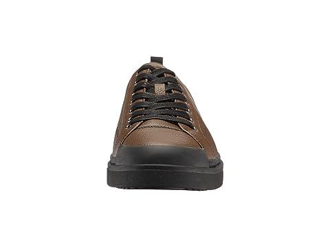 Fatigue Top C114 Negro Pebbled Lo Sneaker COACH wBP7WxqnAB