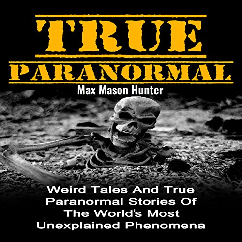 True Paranormal cover art