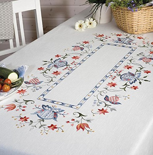 Anchor AI07132 Idena Folklore de Table Multicolore