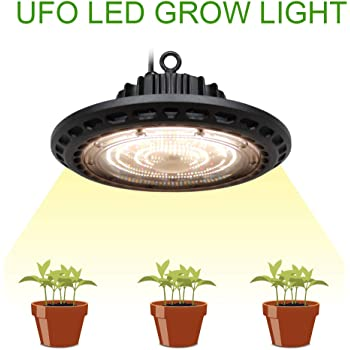Amazon Com Edisun Lit240 Led Ufo Grow Light Full Spectrum For Indoor Home Grow Home Improvement