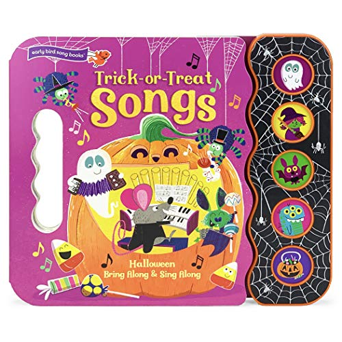 Trick or Treat Song Book