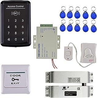 Baosity RFID Metal Door Access Control System Kit Set + Lock Power Supply