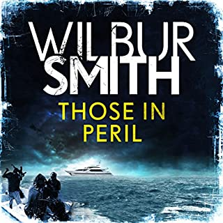 Those in Peril audiobook cover art