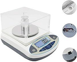 Goldwall Laboratoriumweegschaal, 200 g x 0,01 g, digitale precisie, analytische 200-3000 g, optioneel elektronische weegsc...