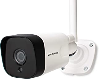 Westshine Wireless Security IP Camera, HD 1080P H.265 Wifi IP Camera, Motion Detection Alarm Recording Network Camera, Bui...