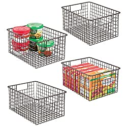 mDesign Wire Crates