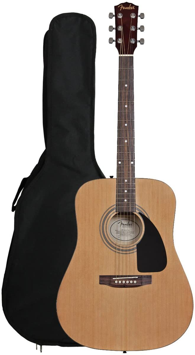Fender FA-100 Best Cheap Acoustic Guitar for Beginners