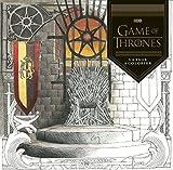 Game Of Thrones, Le trône de fer - : Game of Thrones, la saga à colorier