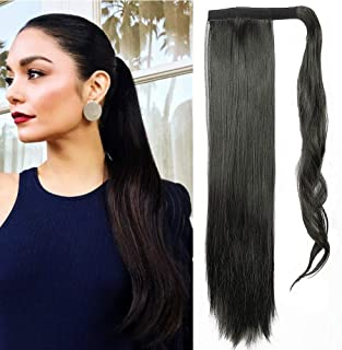 Best straight ponytail hair extensions Reviews