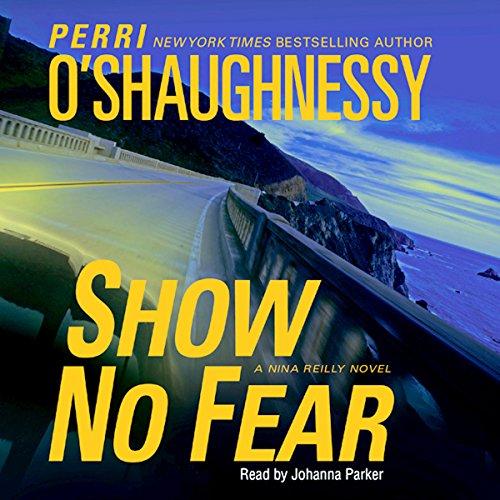 Show No Fear audiobook cover art