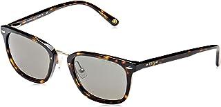 يو. اس. بولو اسن. نظارات شمسية باطار مستطيل للنساء لون رمادي